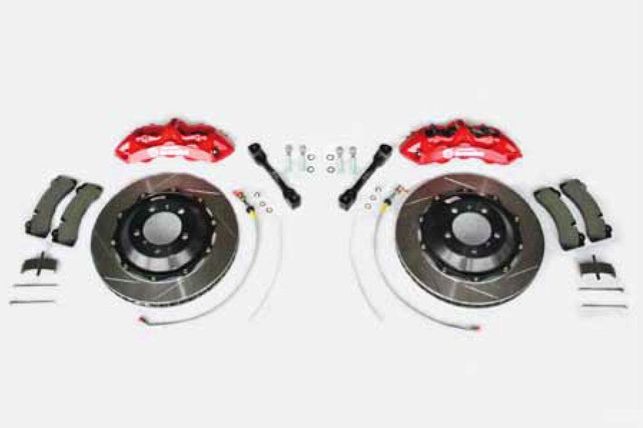 997 C4 speedART front brakes 355mm, 6-piston P97 441 355 6BR - #1