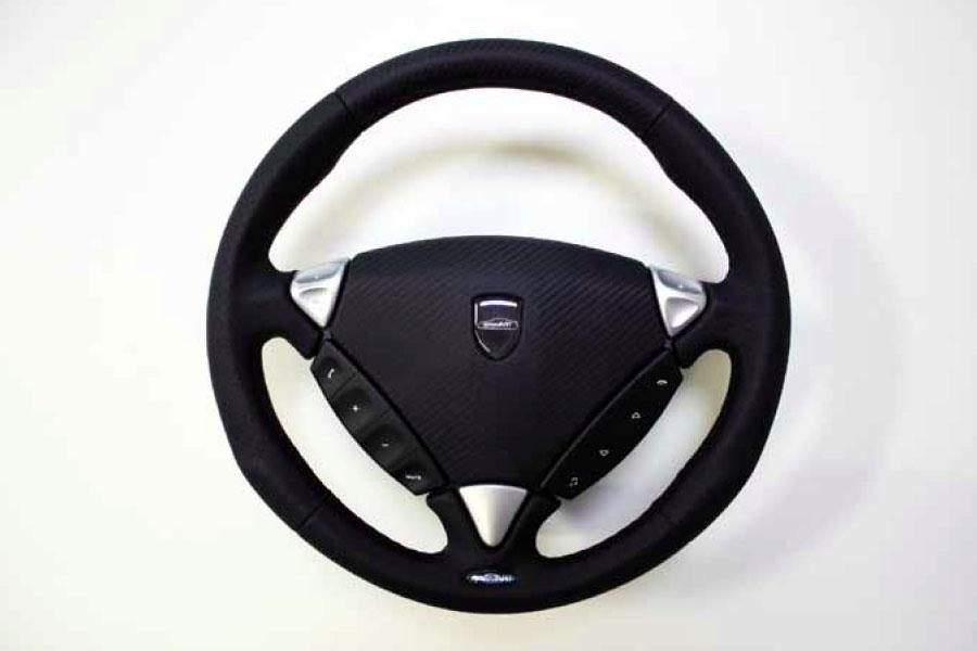 955 957 speedART steering wheel, custom leather P57 INT LEN  - #1