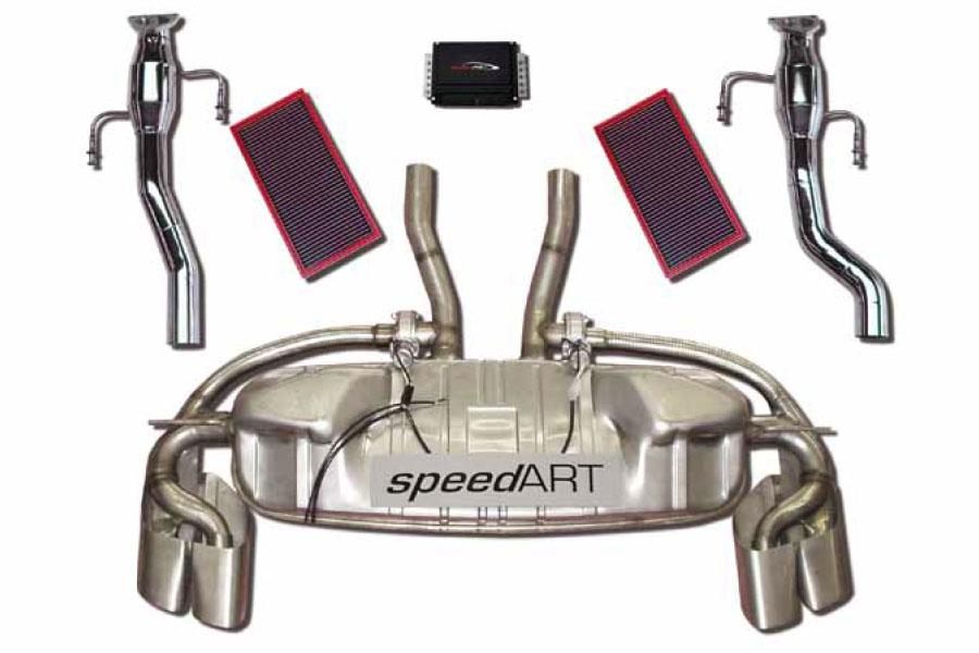 955 Turbo S speedART Powerkit II, 397 kW with sound control P55 750 040 090 - #1