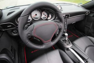 911 997 Turbo Cabriolet 3.6 - Main interior photo