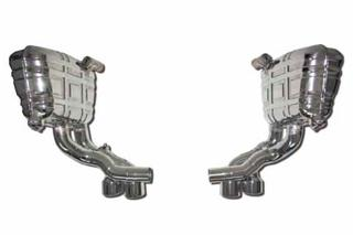 997.2 Carrera speedART sport exhaust with sound control and twin tailpipes P97 685 082 020 - Primary photo