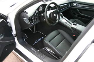 Panamera 970.1 Turbo 4.8 - Main interior photo