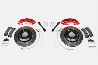 997 C4 speedART front brakes 355mm, 6-piston P97 441 355 6BR - Primary photo