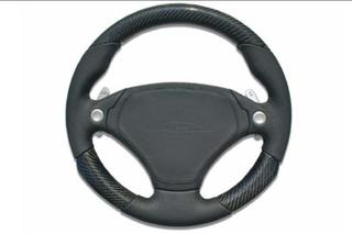 speedART F1 steering wheel 340mm, leather/carbon P87 910 230 030 - Primary photo