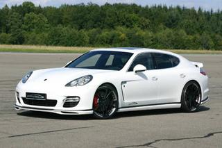 Panamera 970.1 Turbo 4.8 - Main exterior photo