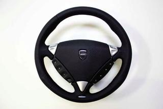 955 957 speedART steering wheel, custom leather P57 INT LEN  - Primary photo