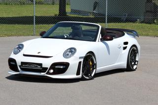 911 997 Turbo S Cabriolet - Main exterior photo