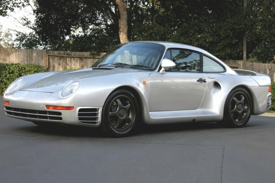 Porsche 959 Sport Lightweight 1988 For Show By Canepa