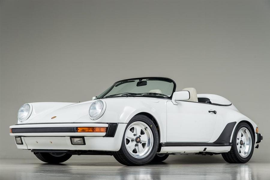 Porsche 911 G Model Speedster 160kw Version 1989 For Sale