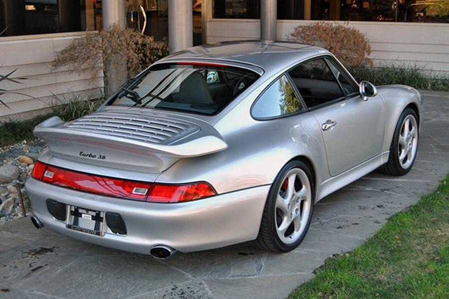 Porsche 911 993 Turbo Coupé , 1997 - #11