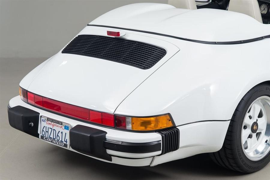 Porsche 911 G Model Speedster 160kw Version 1989 For Sale By Canepa Stuttcars Com