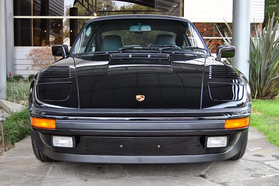 Porsche 911 G-model Turbo 3.3 Coupé Flachbau 210kW-version, 1987 - #16