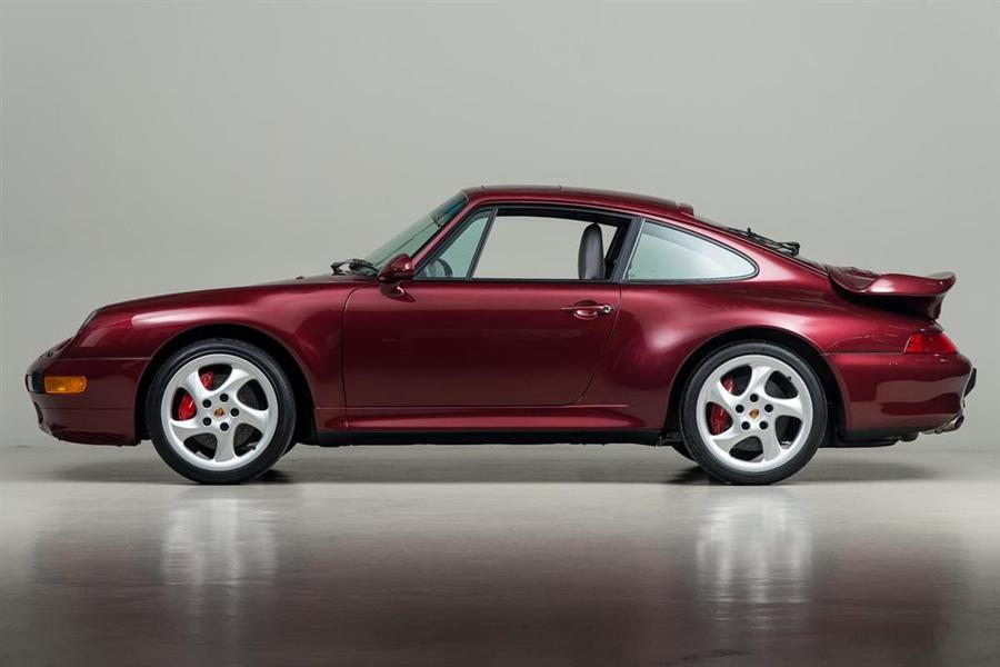 Porsche 911 993 Turbo Coup 233 1997 For Show By Canepa