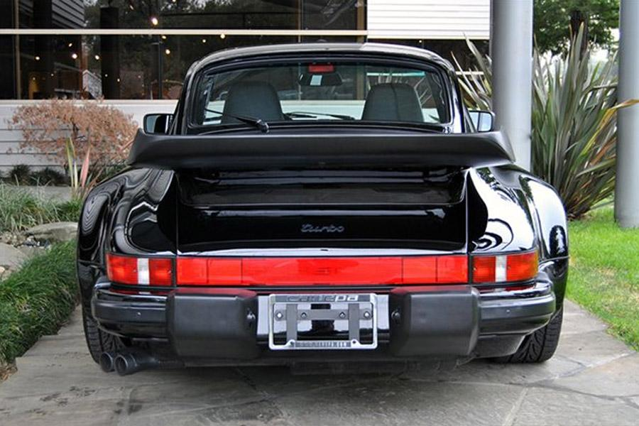 Porsche 911 G-model Turbo 3.3 Coupé Flachbau 210kW-version, 1987 - #10