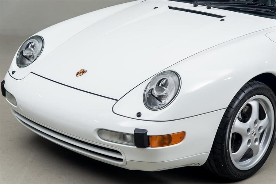 Porsche 911 993 Carrera Cabriolet 3.6 200kW-version, 1995 - #46