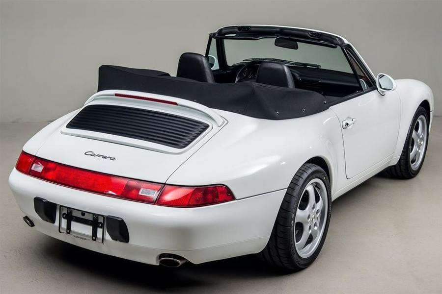 Porsche 911 993 Carrera Cabriolet 3.6 200kW-version, 1995 - #3