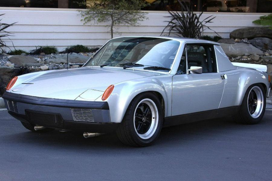 Porsche 914   6 2 0 M491 Racing Version  1973 For Show By