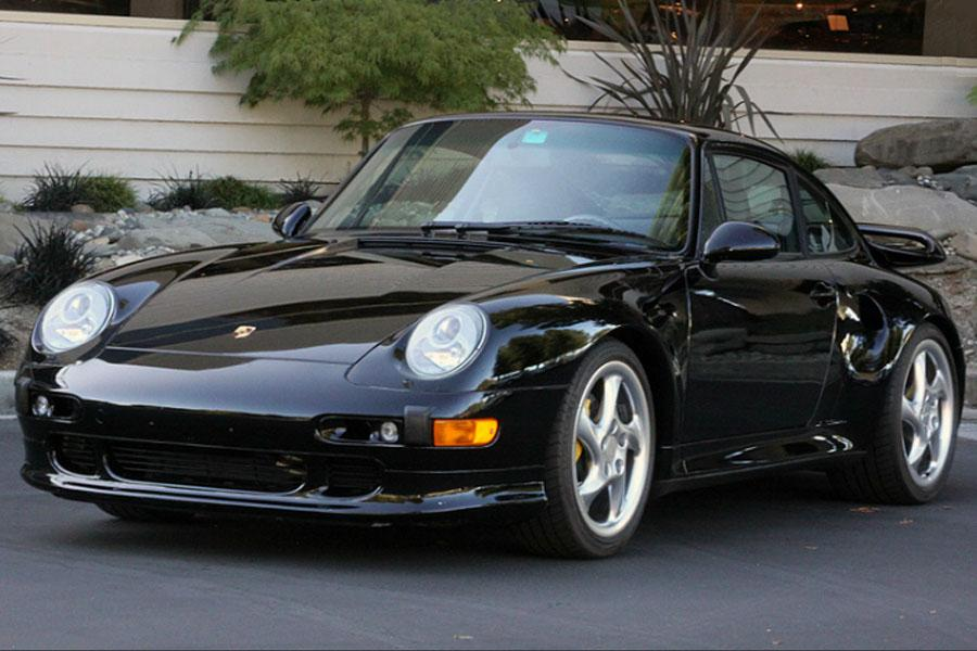 Porsche 911 993 Turbo S 316kW-version, 1997 - #1