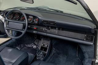 911 G-model Speedster 160kW-version - Main interior photo