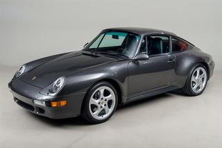 911 993 Carrera Coupé 3.6 210kW-version - Main exterior photo