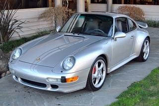 911 993 Turbo Coupé  - Main exterior photo