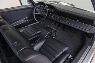 911 1.gen. 2.4 S Coupe - Main interior photo