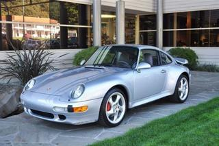 Porsche 911 993 Turbo Coupé , 1996 - Primary exterior photo