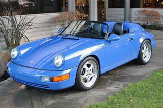 911 964 Speedster - Main exterior photo