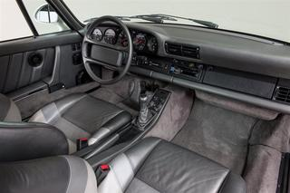 Porsche 959  Comfort, 1988 - Primary interior photo