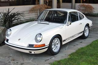 Porsche 911 1.gen. 2.0 S Coupé 118kW-version, 1967 - Primary exterior photo