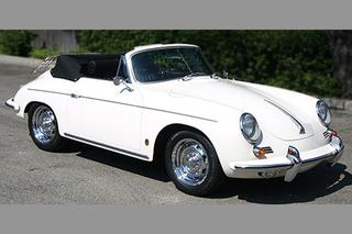 356 B T6 Super 90 Cabriolet - Main exterior photo