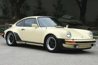 911 G-model Turbo 3.3 Coupé 195kW-version - Main exterior photo