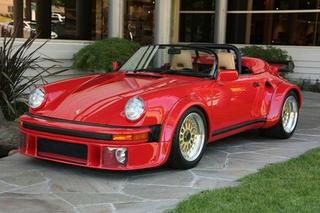 911 G-model Speedster Turbo-look 160kW-version - Main exterior photo