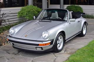 911 G-model Carrera 3.2 Cabriolet 160kW-version - Main exterior photo