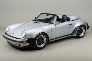 911 G-model Speedster 160kW-version - Main exterior photo