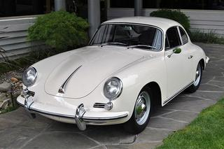 356 B T6 1600 S Coupé - Main exterior photo