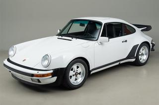 911 G-model Turbo 3.3 Coupé 210kW-version - Main exterior photo
