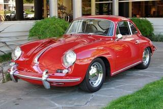 356 C 1600 SC Coupé - Main exterior photo