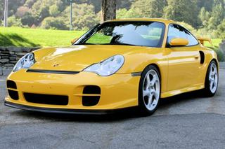 Porsche 911 996 GT2 mk1, 2003 - Primary exterior photo