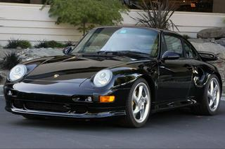 911 993 Turbo S 316kW-version - Main exterior photo