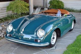 356 A 1600 Super Speedster - Main exterior photo