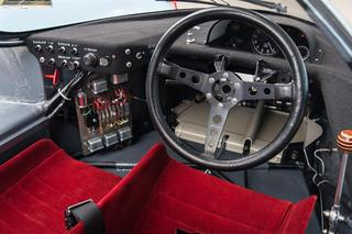 Porsche 917 K -69, 1969 - Primary interior photo