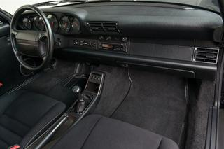 911 964 RS America - Main interior photo