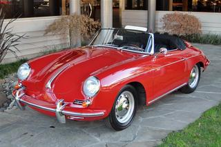 356 B T6 Super 90 Roadster - Main exterior photo