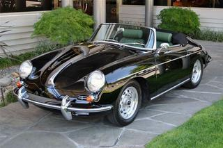356 B T5 1600 Roadster - Main exterior photo