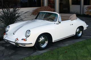 356 C 1600 SC Cabriolet - Main exterior photo