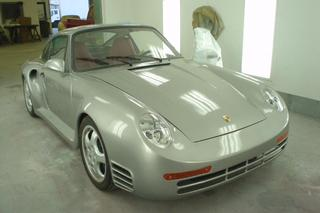 Replica  959 - Main exterior photo