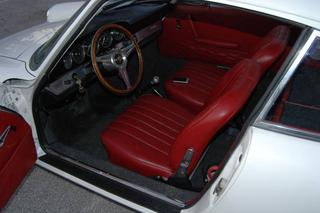 912 1.gen. Coupé - Main interior photo