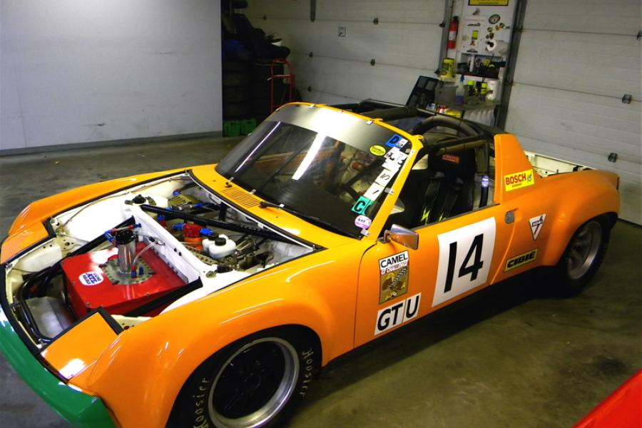 Porsche 914 6 2 0 M491 Racing Version 1970 For Show By