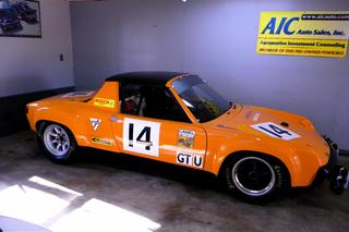 914 /6 2.0 M491 racing version - Main exterior photo